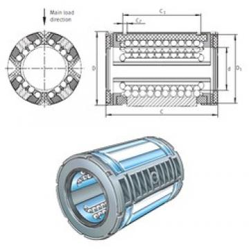 INA KS12 linear bearings