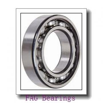 FAG 3816-B-2RSR-TVH angular contact ball bearings