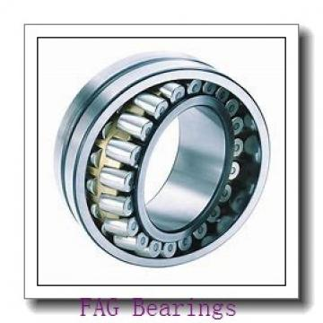 FAG 54208 + U208 thrust ball bearings