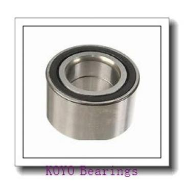 KOYO 343/332 tapered roller bearings