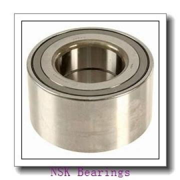 NKE NNCF4868-V cylindrical roller bearings